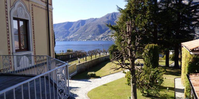 Villa d'epoca Faggeto Lario Lago Como Rif.C166 -60_rid