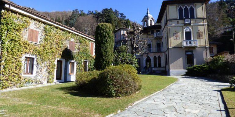 Villa d'epoca Faggeto Lario Lago Como Rif.C166 -6_rid