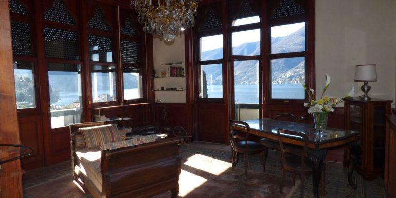 Villa d'epoca Faggeto Lario Lago Como Rif.C166 -71_rid