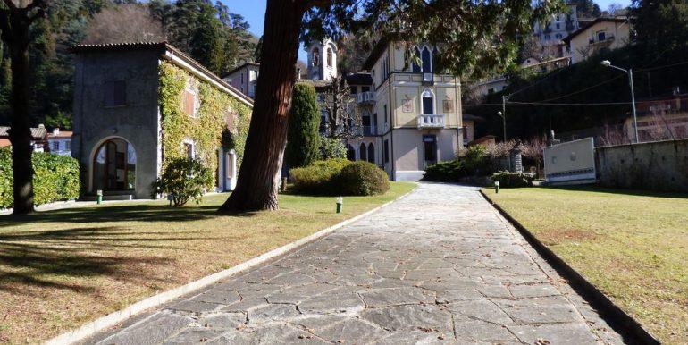Faggeto Lario Villa with period finishes