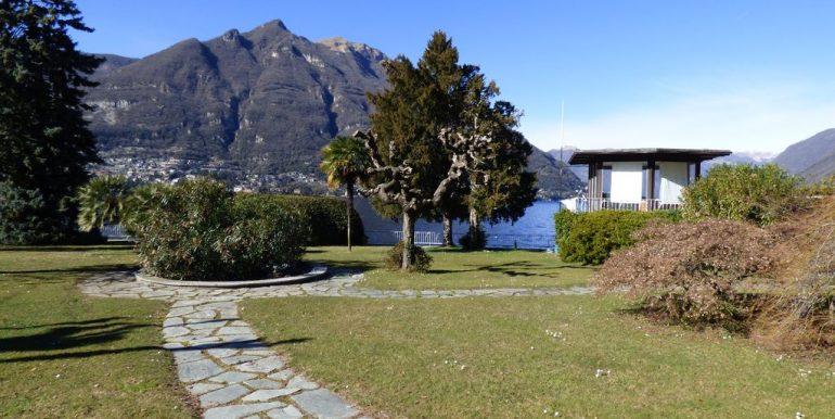 Faggeto Lario Villa Sunny location