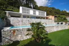 Lake Como Cremia Luxury Modern Villa with Lake View