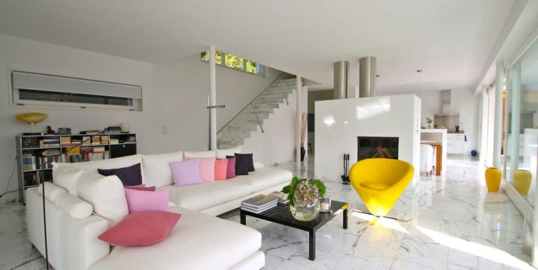 Detached Villa Cremia - living room