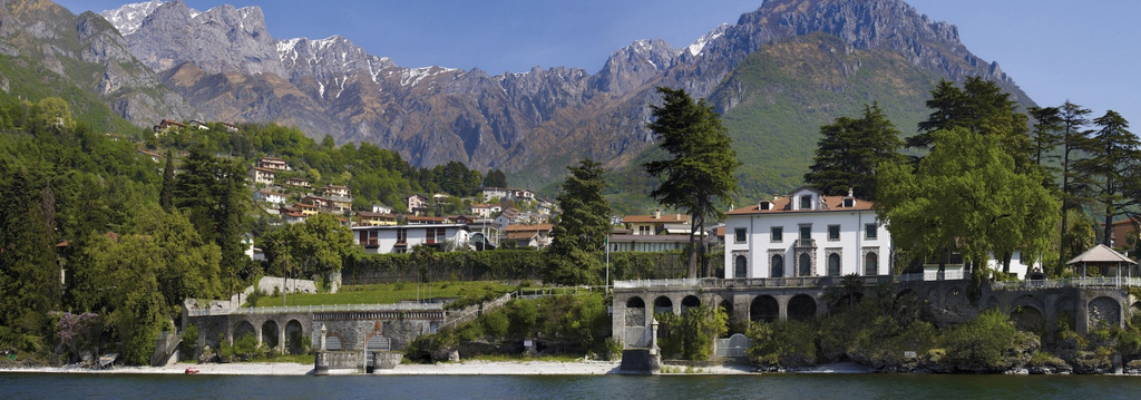 Lake Como Luxury Villa Directly on the Lake