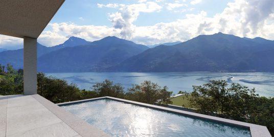 Lake Como Menaggio New Modern Villas