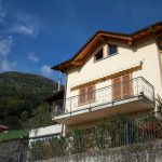 Lake Como Musso Detached Villa with Lake View