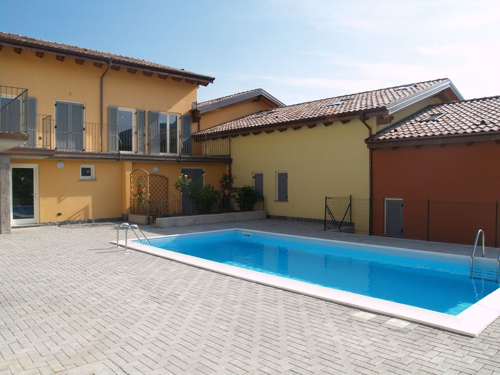 Pianello del lario residence with pool house with terrace - Residence brunico con piscina ...