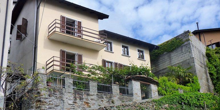 Lake Como San Siro House with garden