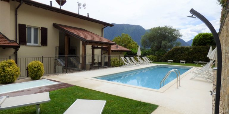 Pool - Tremezzina with Pool and Lake Como view