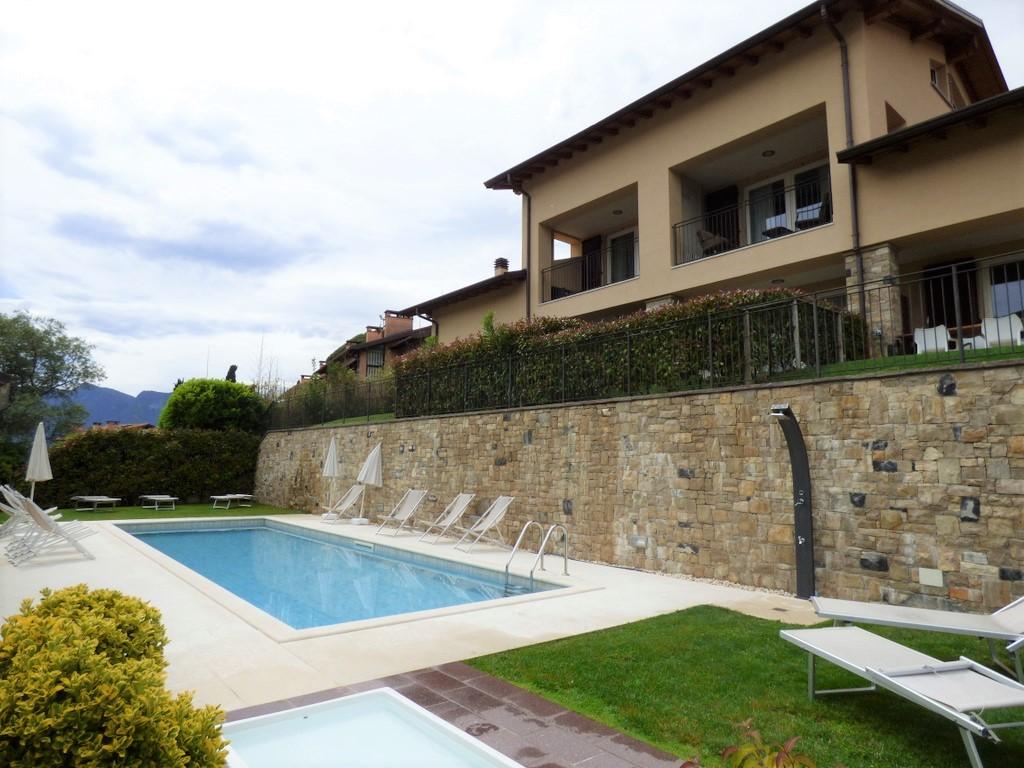 Apartment Tremezzina with Pool and Lake Como view
