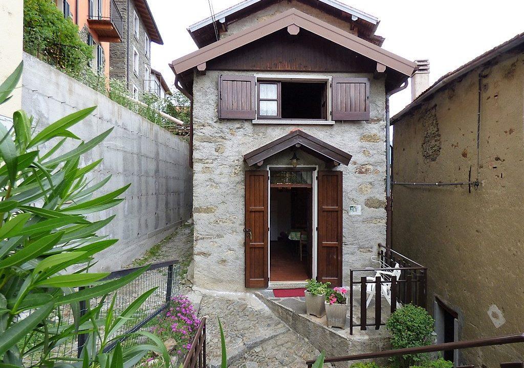 House san Siro with garden