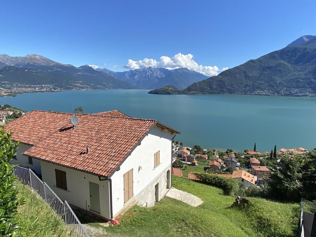 Villa Pianello del Lario with Lake Como view