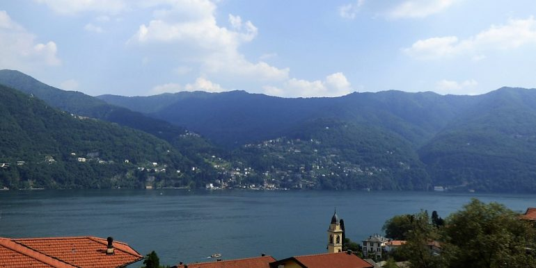 Laglio Residence of Modern Design with Lake Como View