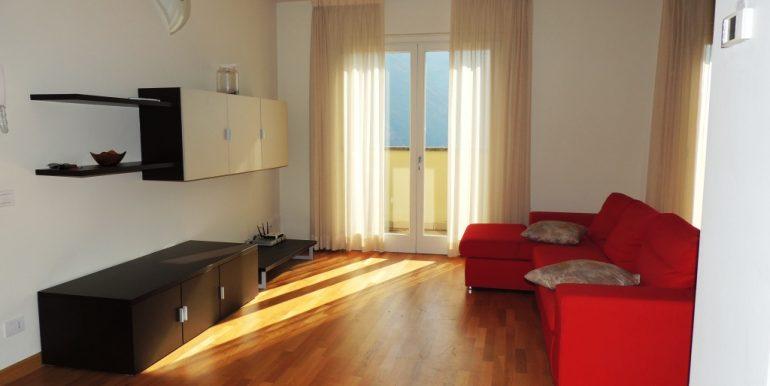 Lake Como  - Apartment with lake view