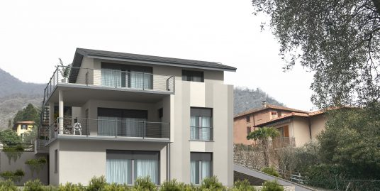 Apartments Tremezzo with terrace, swimming pool and lake view
