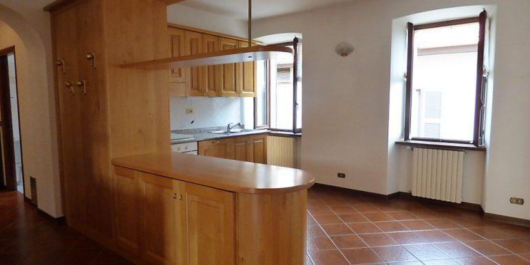 Apartment near the lake - kitchen