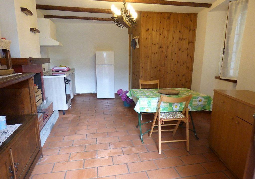 House San Siro - living room