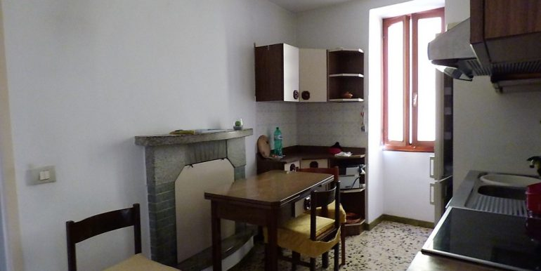 Apartment Colonno Lake Como view -  kitchen