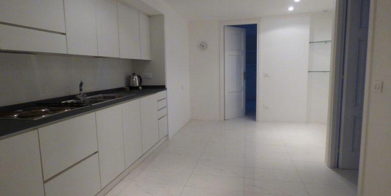 Griante Luxury Apartment - kitchen