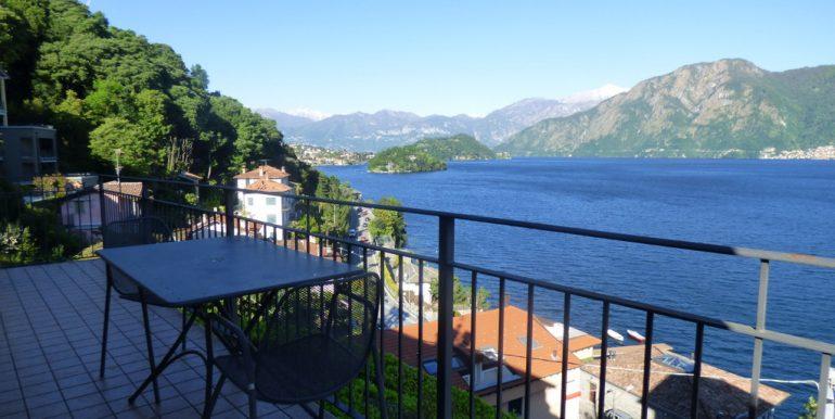 Lake Como Sala Comacina - terrace