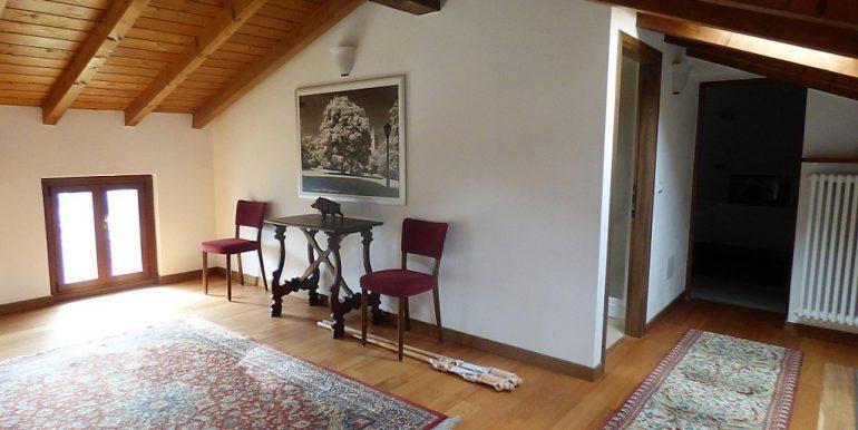 Lake Como San Siro House - attic