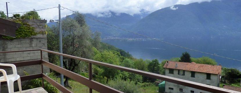 Lake view - San Siro House with garden and lake view