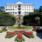 Villa Carlotta Tremezina Lake Como with botanical garden